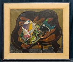 Juan Gris (1887 - 1927)(ATTB) France/Spain Listed