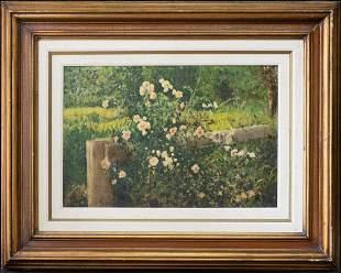 Maude Eggemeyer (1877 - 1959) Indiana, New York Artist