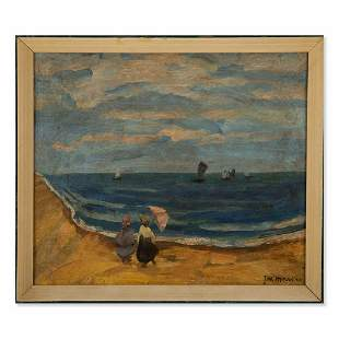James Wilson Morrice (1864 - 1924) was active/lived in