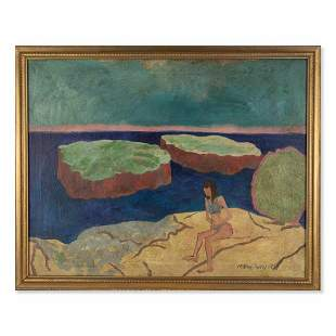 Milton Clark Avery (1885 - 1965) was active/lived in