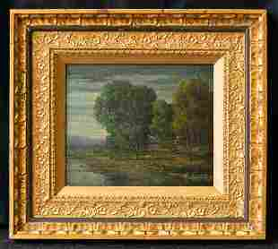 George Inness (1825 - 1894) NY/UK Artist OIl