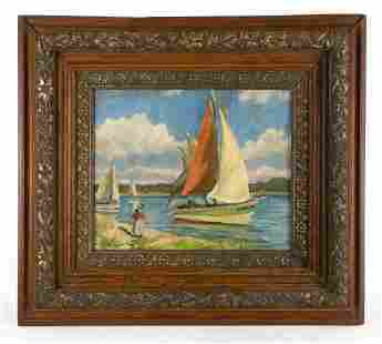 Alson Skinner Clark (1876 - 1949) was active/lived in