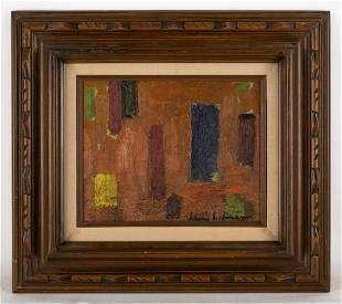 Hans Hofmann (1880 - 1966) was active/lived in New