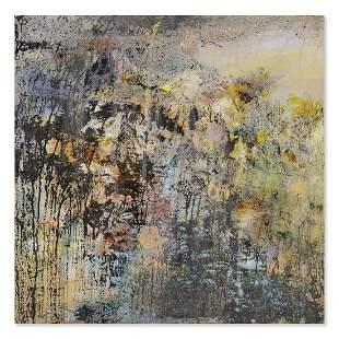 "Original Abstract Oil On Canvas ""Untitledf"""