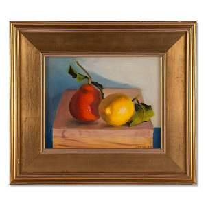 Contemporary Figurative Still Life Original Oil