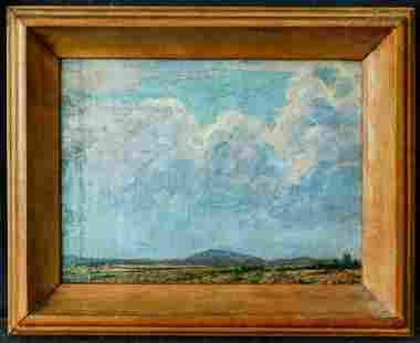 Maynard Dixon (California, Arizona 1875 - 1946) Oil on