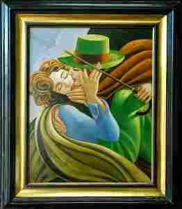 Tamara De Lempicka (California, New York / France,