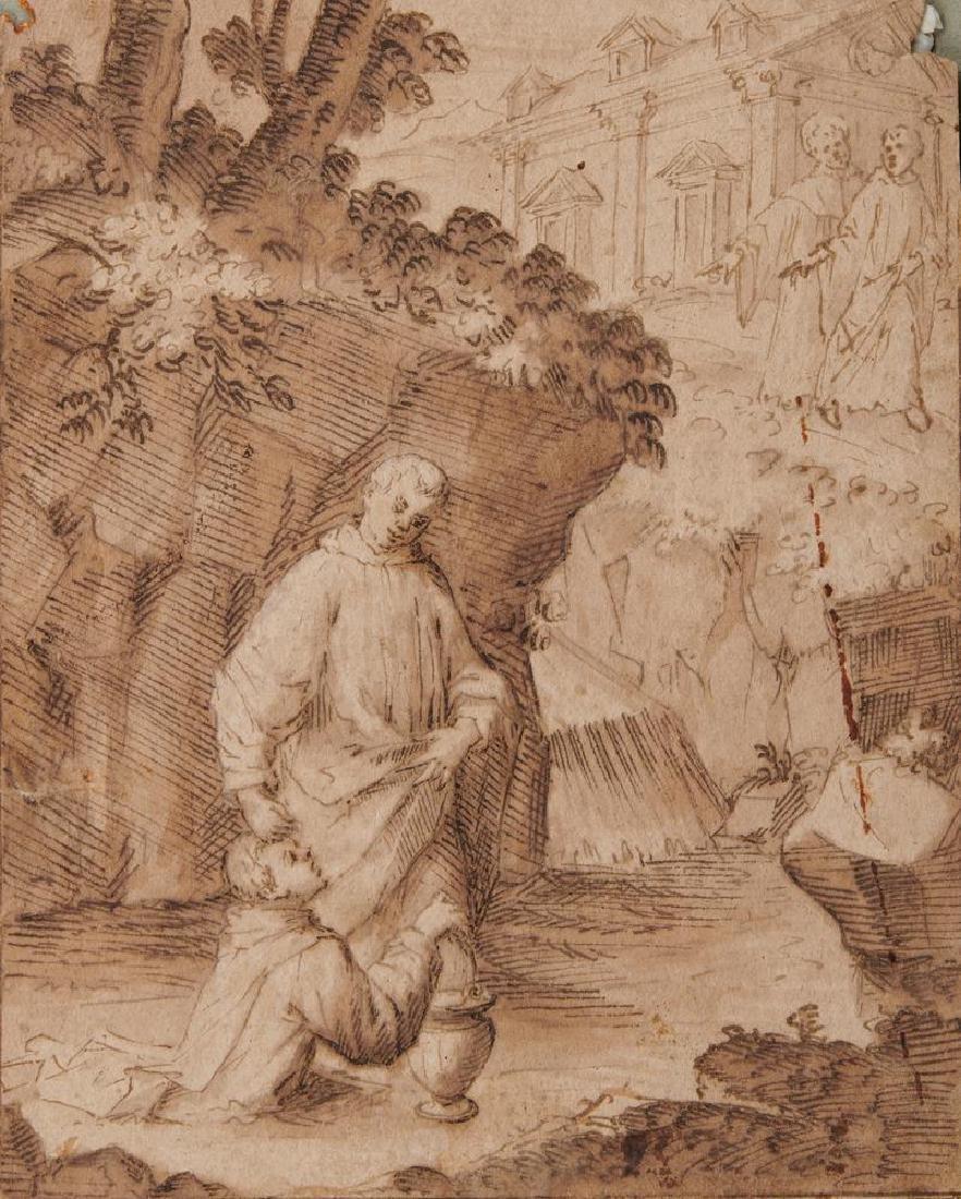 Scuola dell'Italia Centrale del XVI secolo LA