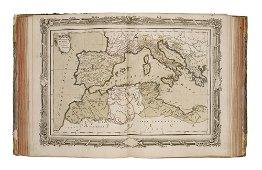Claude Buy de Mornas (0 - 1783) Atlas Méthodique et