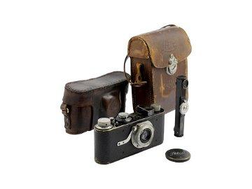 Leica I Mod. A Elmar 3.5/50 mm FODIS Leica I Mod. A,