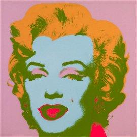 Andy Warhol (1928 - 1987) MARILYN MONROE (MARILYN)
