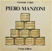 PIERO MANZONI. CATALOGO GENERALE - 1975, edito nel 1975