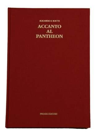 ACCANTO AL PANTHEON , edito nel 1991