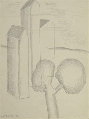 VEDUTA, 1932