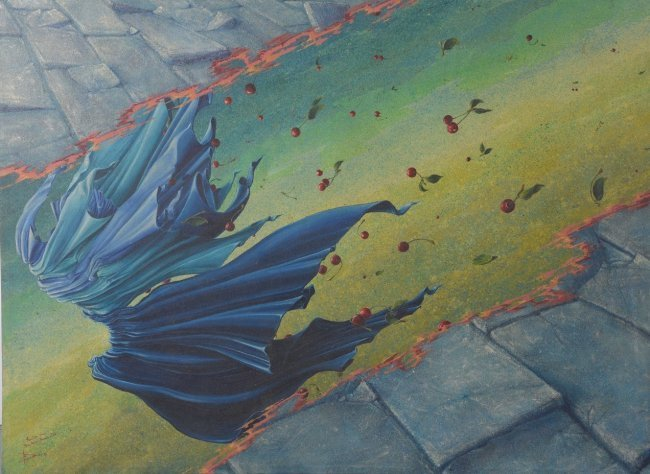 PIERRE DIDIER (1929) Cherry Blue Dreams