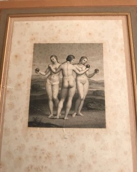 AFTER RAPHAEL'S Three Graces