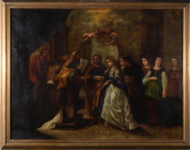 XVII The Raising of Jairo\'s Daughter.