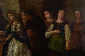XVII The Raising of Jairo\'s Daughter. - 2