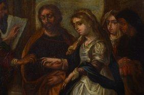 XVII The Raising of Jairo\'s Daughter. - 8