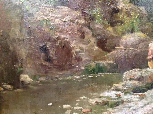 FRANCESCO CAPUANO (1854-1908) FISHING - 3