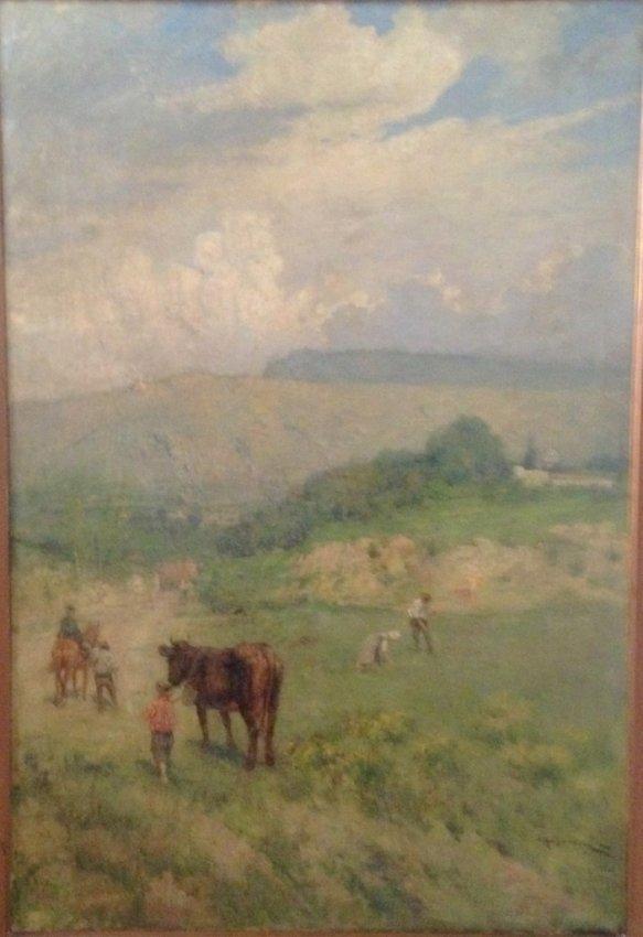 CARLOS ADOLFO BARONE (1861-1936) Landscape All Images