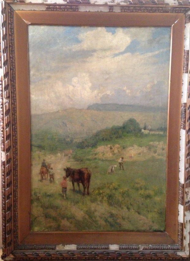 CARLOS ADOLFO BARONE (1861-1936) Landscape All Images - 2