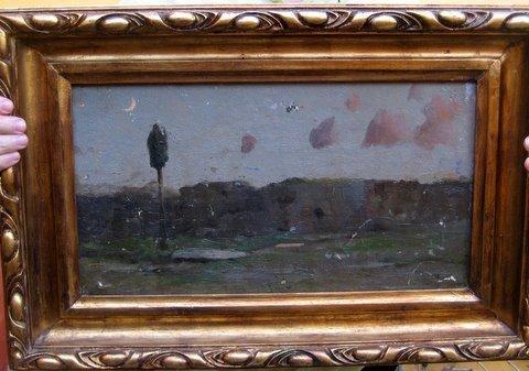 RICARDO URGELL Y CARRERAS (1874-1924) Landscape