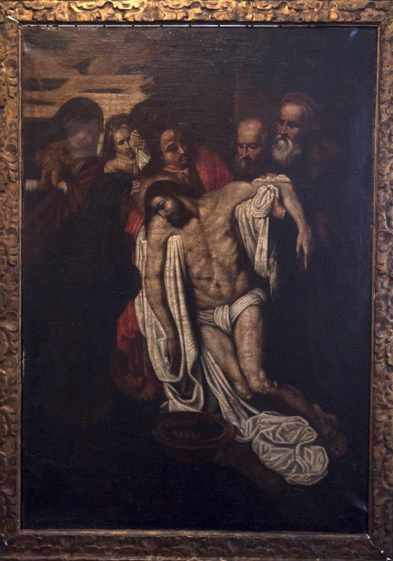 After Pieter Van Mol (1599-1650)The Lamentation