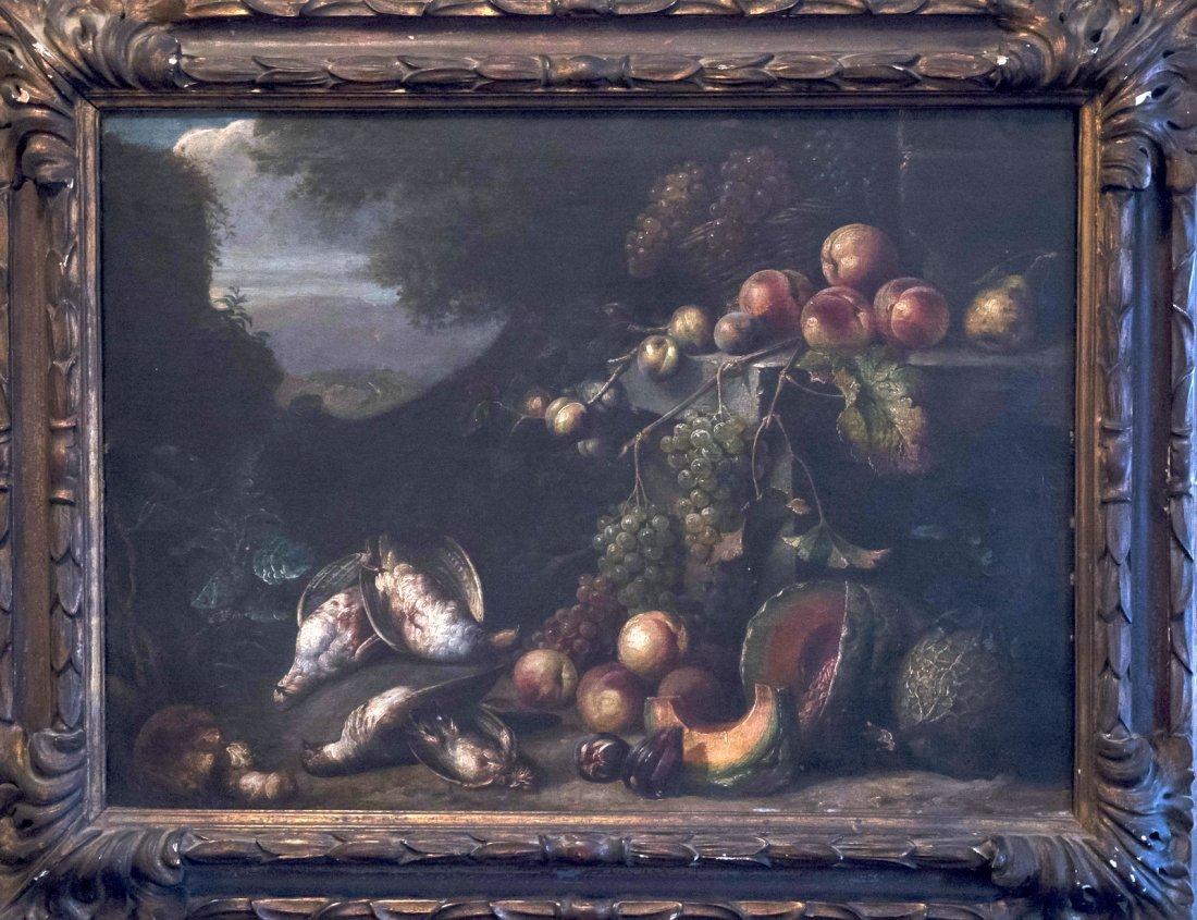 MANNER FRANÇOIS DESPORTES (1661-1743) Nature morte