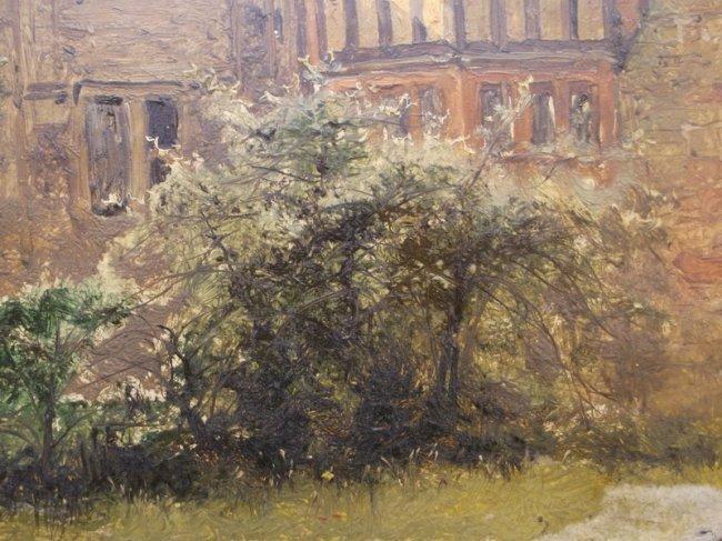 BENJAMIN WILLIAM LEADER(1831-1923), Old Cottage - 6