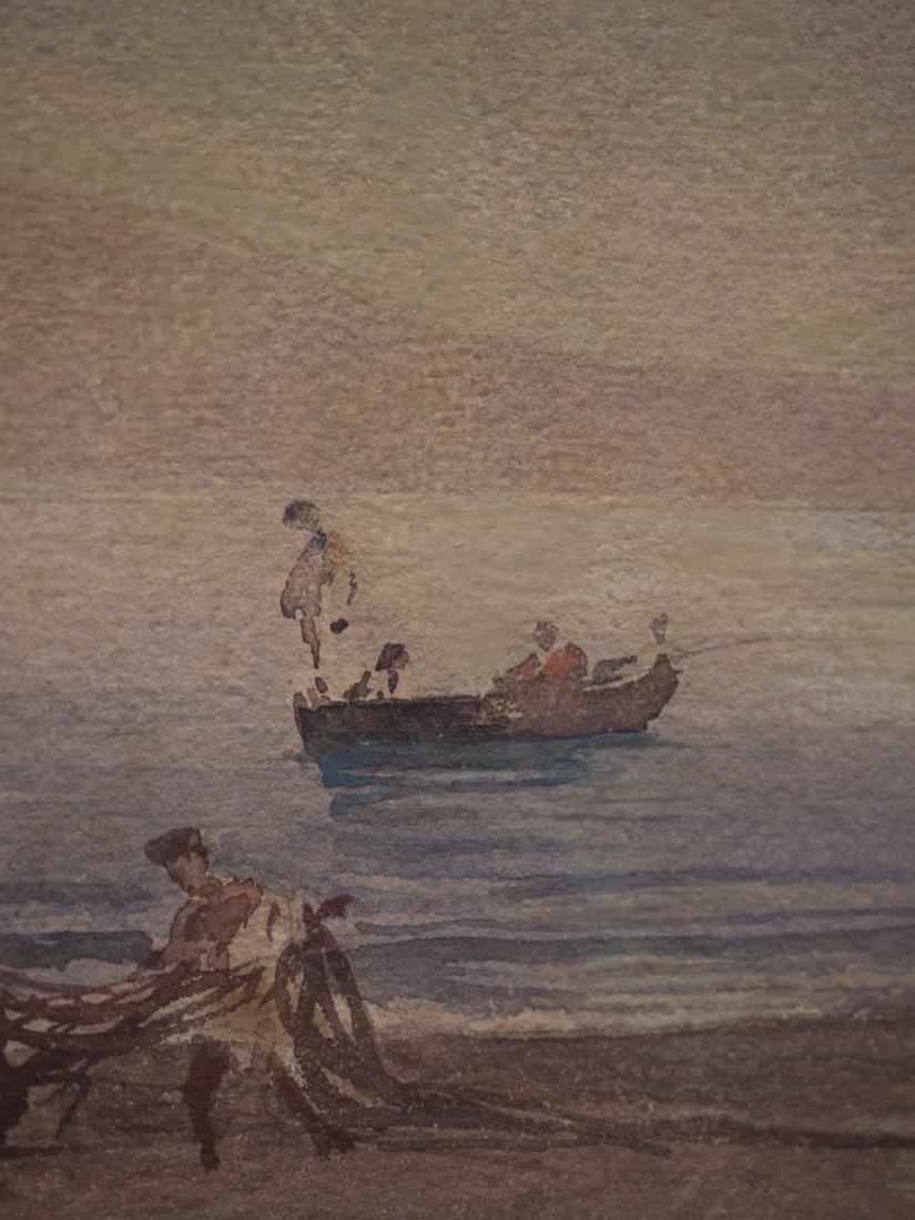 ALESSANDRO LA VOLPE (1820-1887) Vita costiera Amalfitan - 5