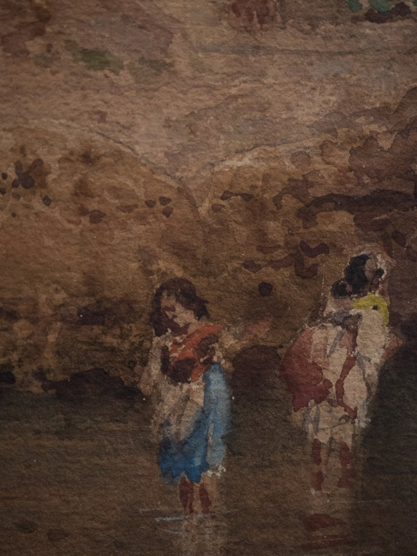 ALESSANDRO LA VOLPE (1820-1887) Vita costiera Amalfitan - 6