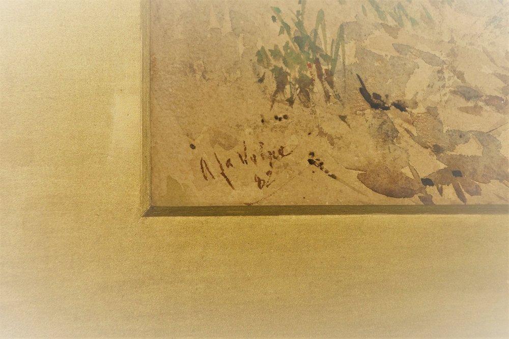 ALESSANDRO LA VOLPE (1820-1887) Vita costiera Amalfitan - 4