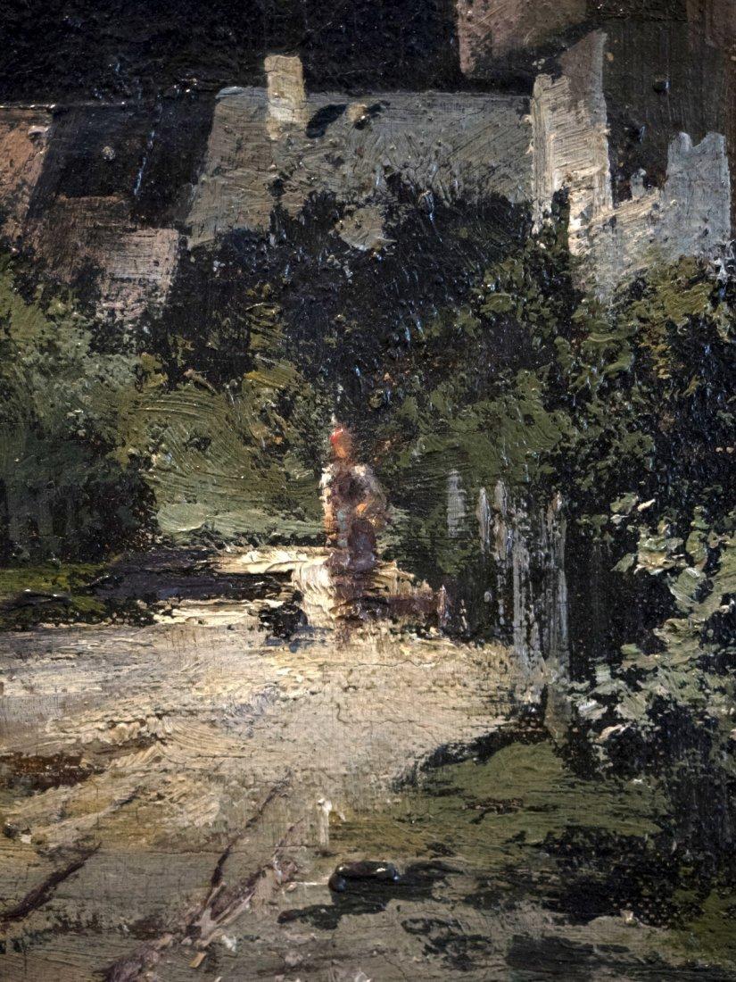 GERHRDUS J.ROERMEESTER (1844-1936) Cottage in mountain - 6