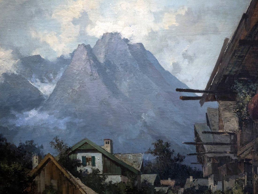 GERHRDUS J.ROERMEESTER (1844-1936) Cottage in mountain - 7