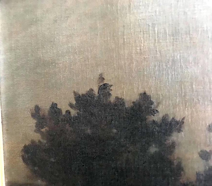 ALBERT GOSSELIN (1862-?) Landscape - 4