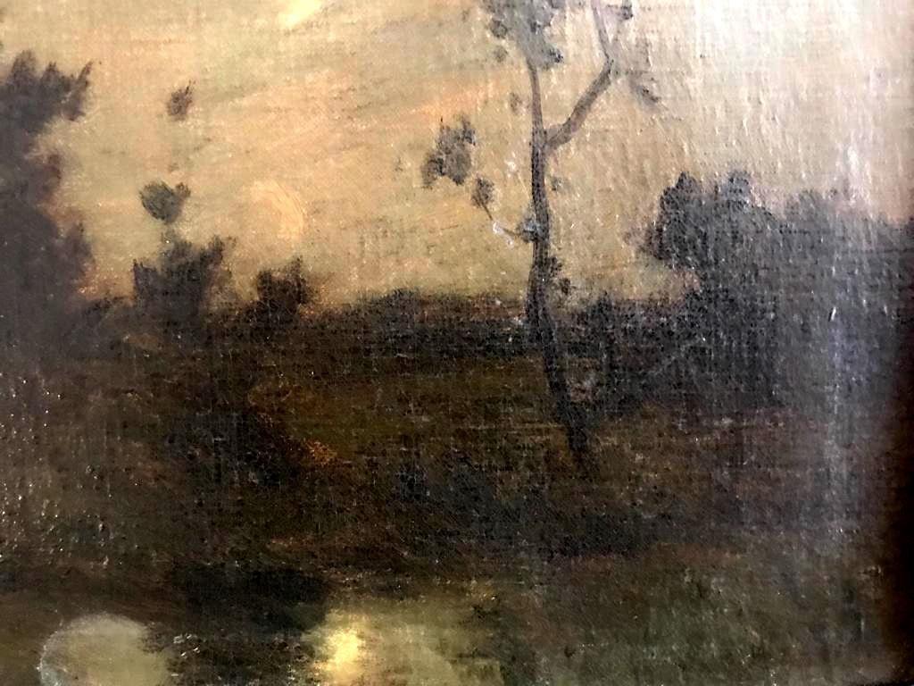 ALBERT GOSSELIN (1862-?) Landscape - 6