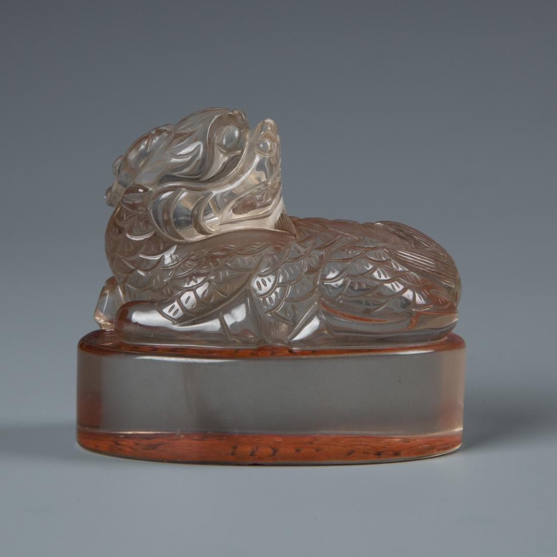 Crystal Animal Seal