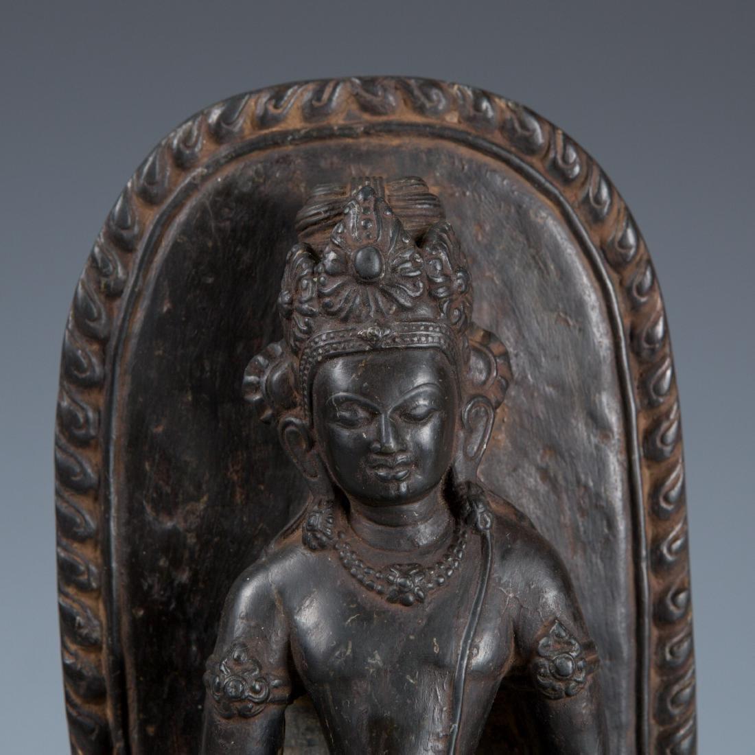 Stone Figure of Standing Buddha - 2