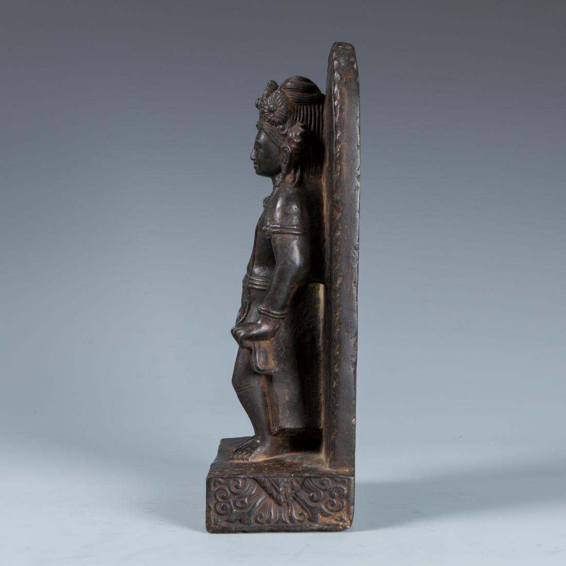 Stone Figure of Standing Buddha - 3