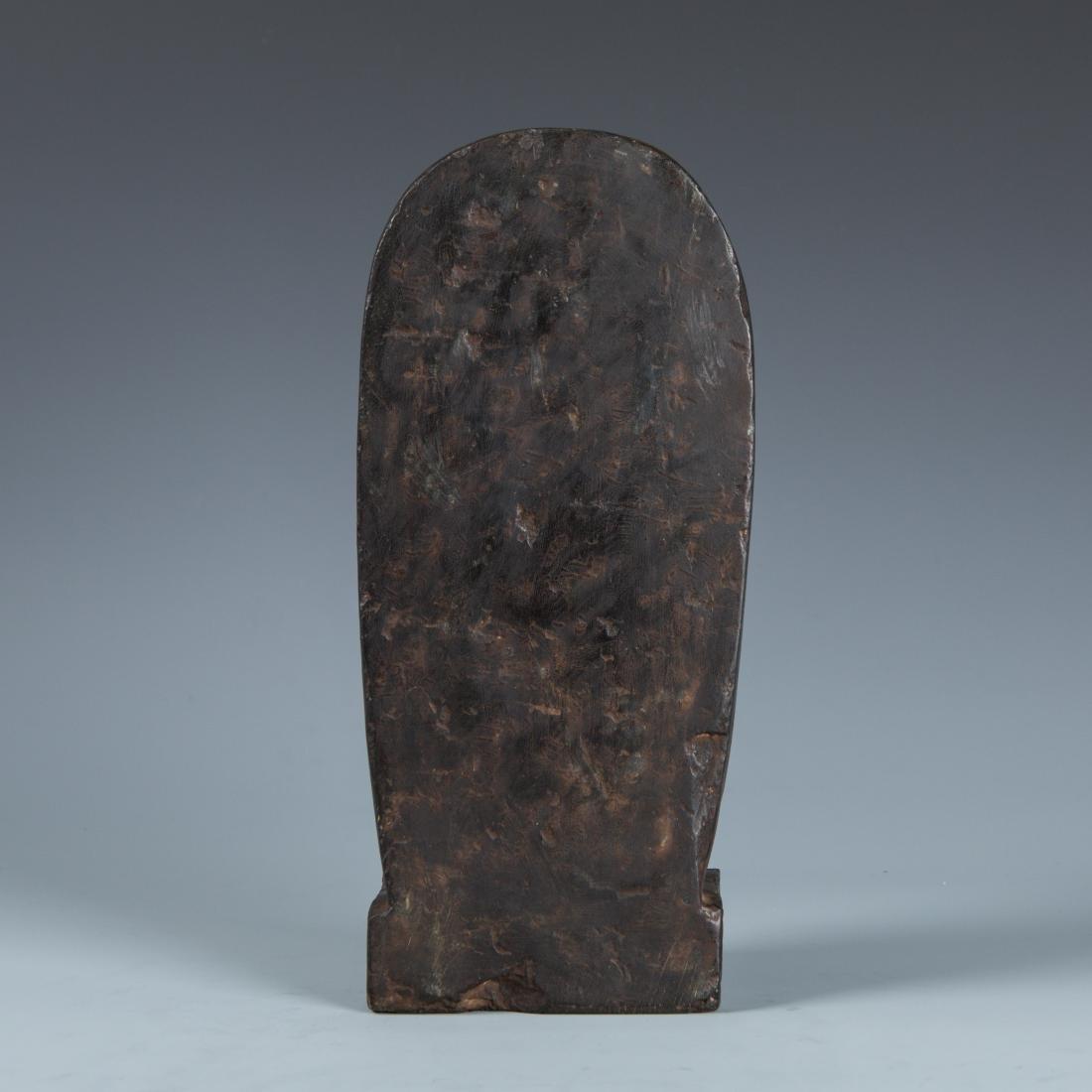 Stone Figure of Standing Buddha - 4