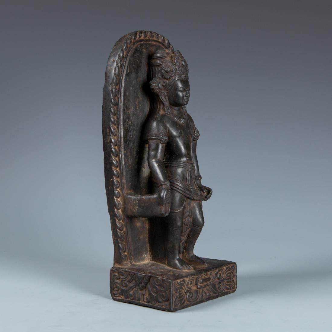 Stone Figure of Standing Buddha - 5