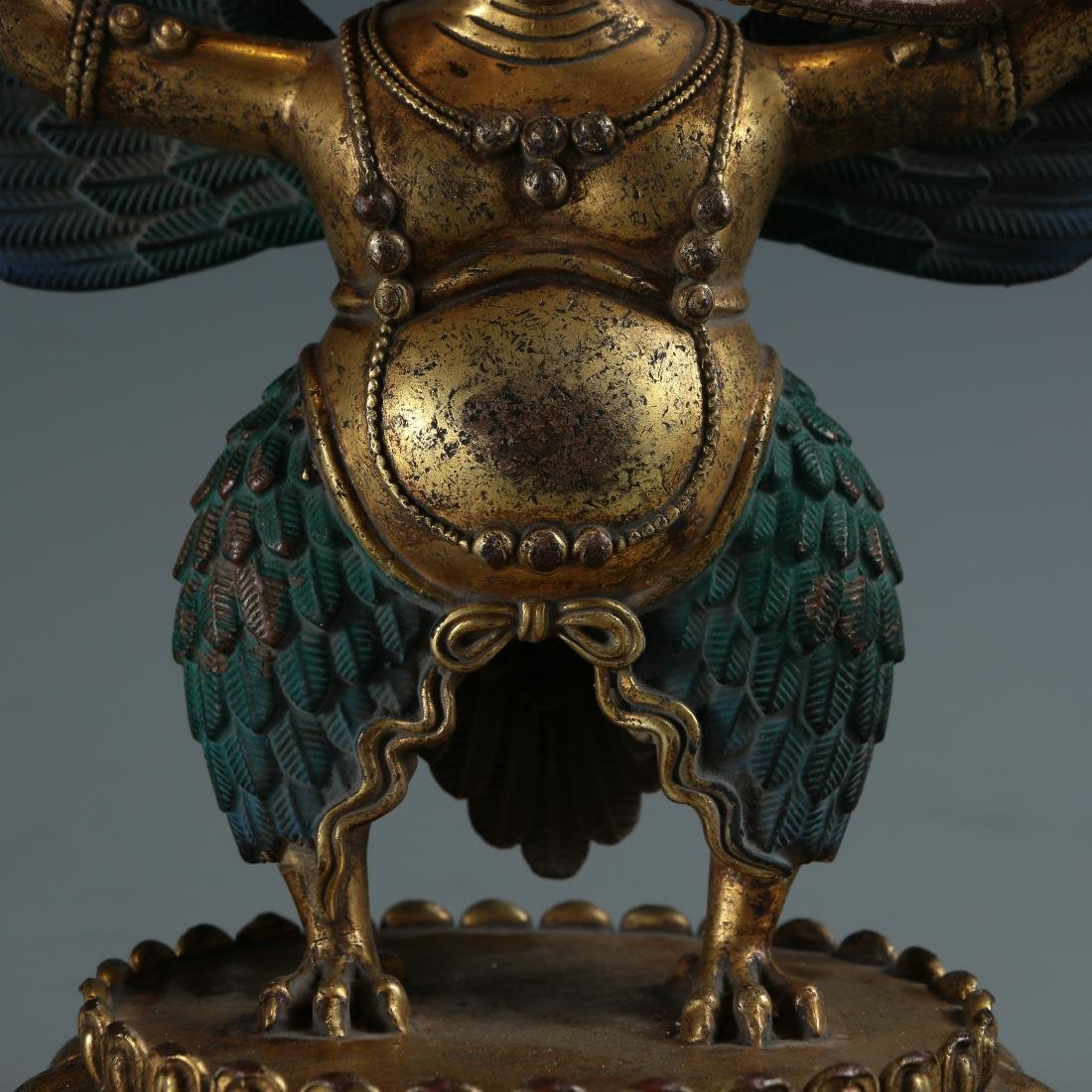 Bronze Figure of Garuda - 3