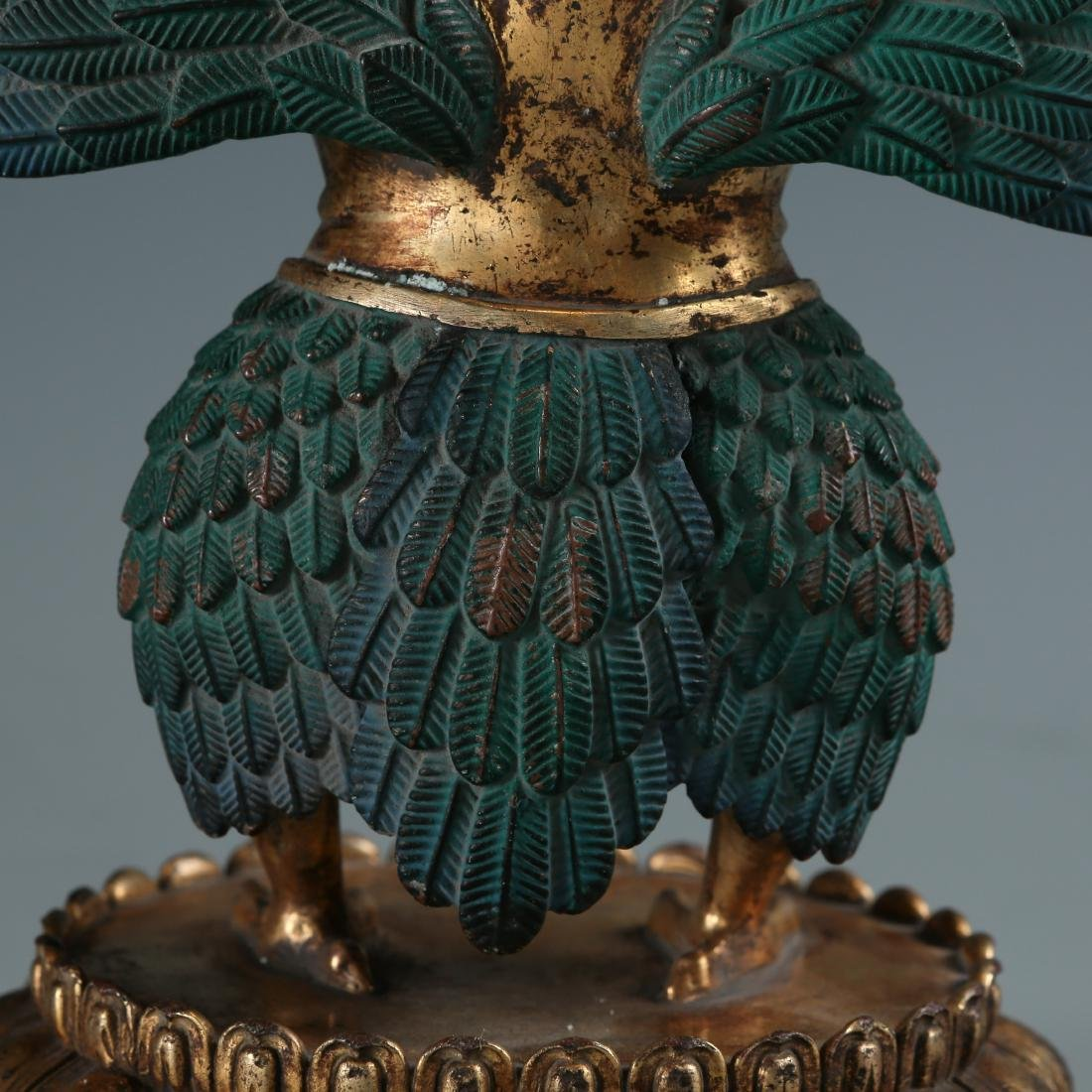 Bronze Figure of Garuda - 7
