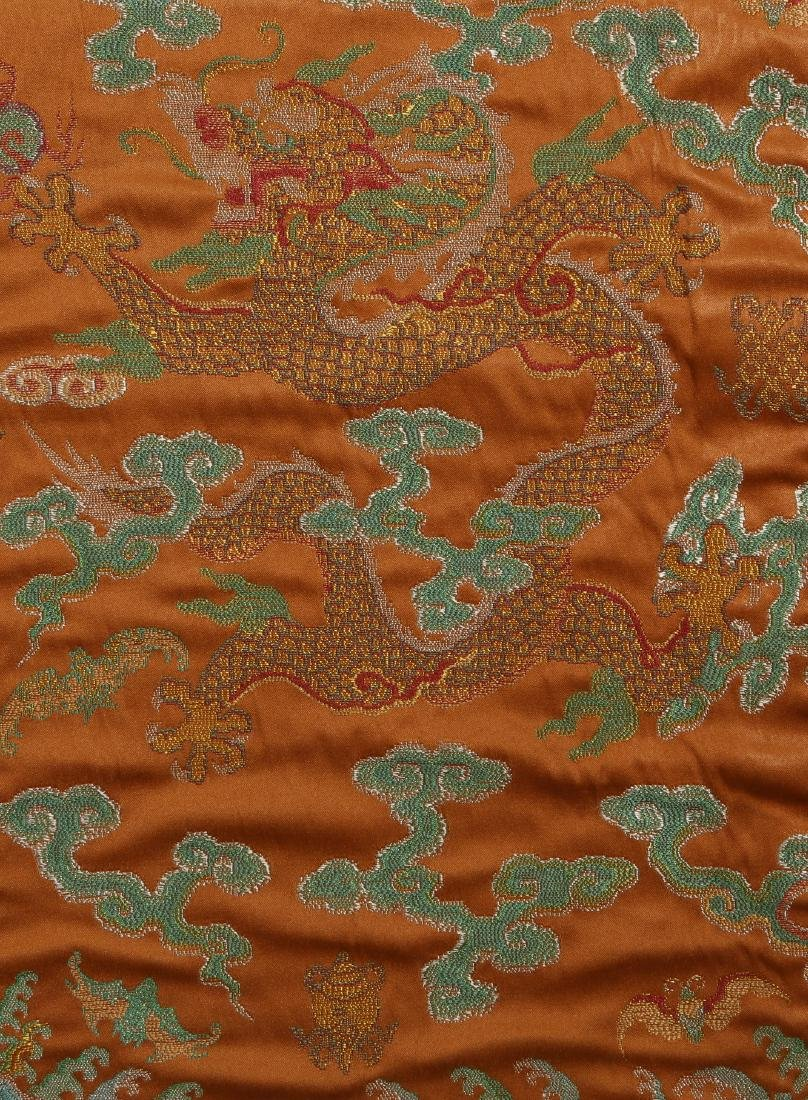 Rare Magnificent Tibetan Thangka w/ Pearl and Coral - 5