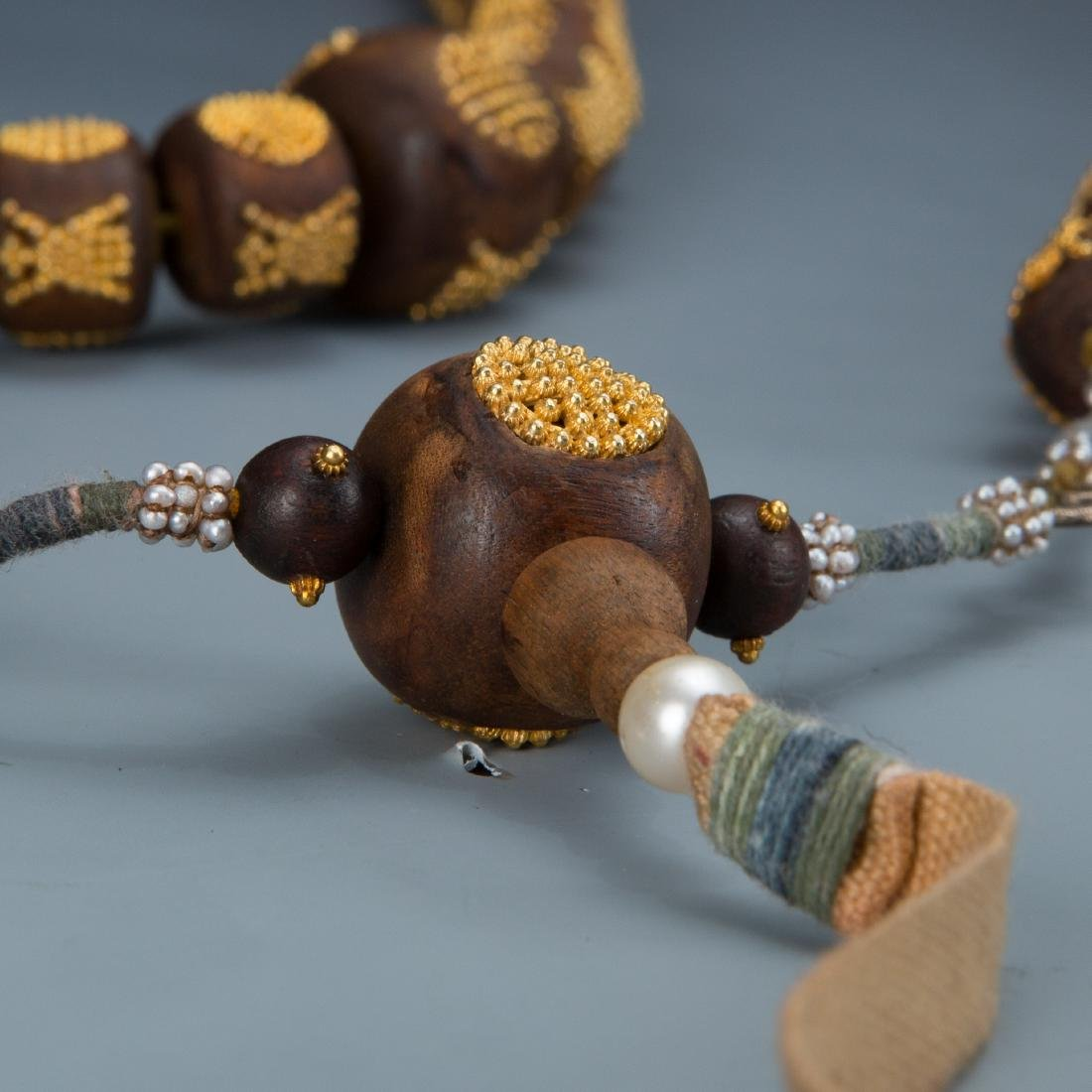 Agarwood Court Necklace - 3