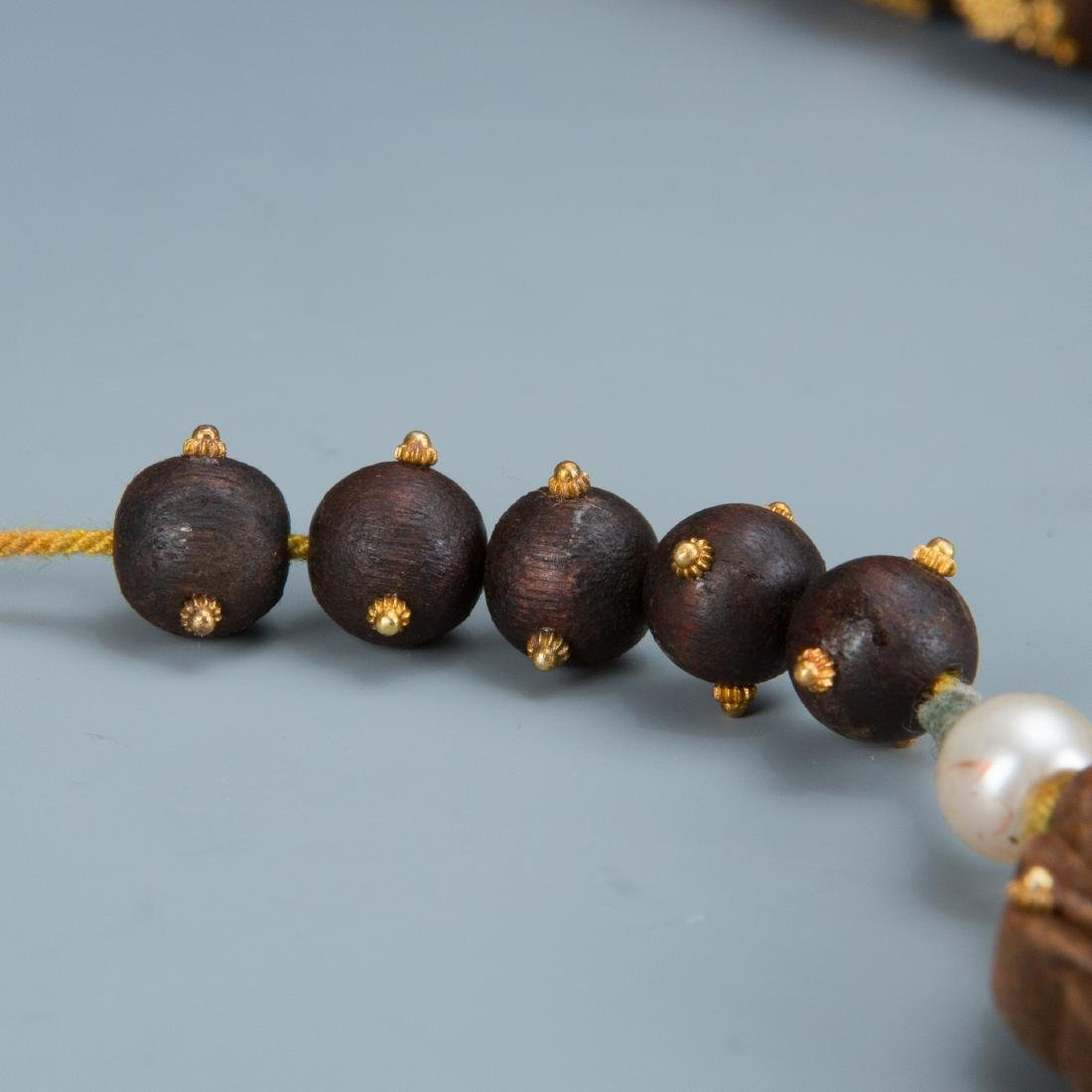 Agarwood Court Necklace - 6