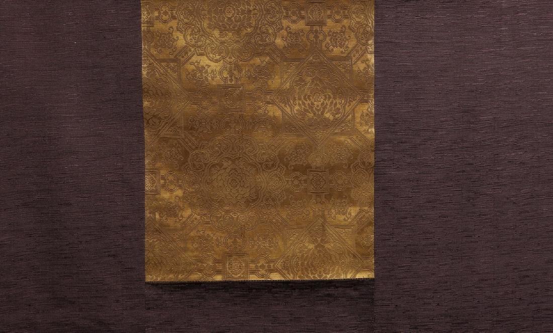 Tibetan Thangka of Jambhala - 8