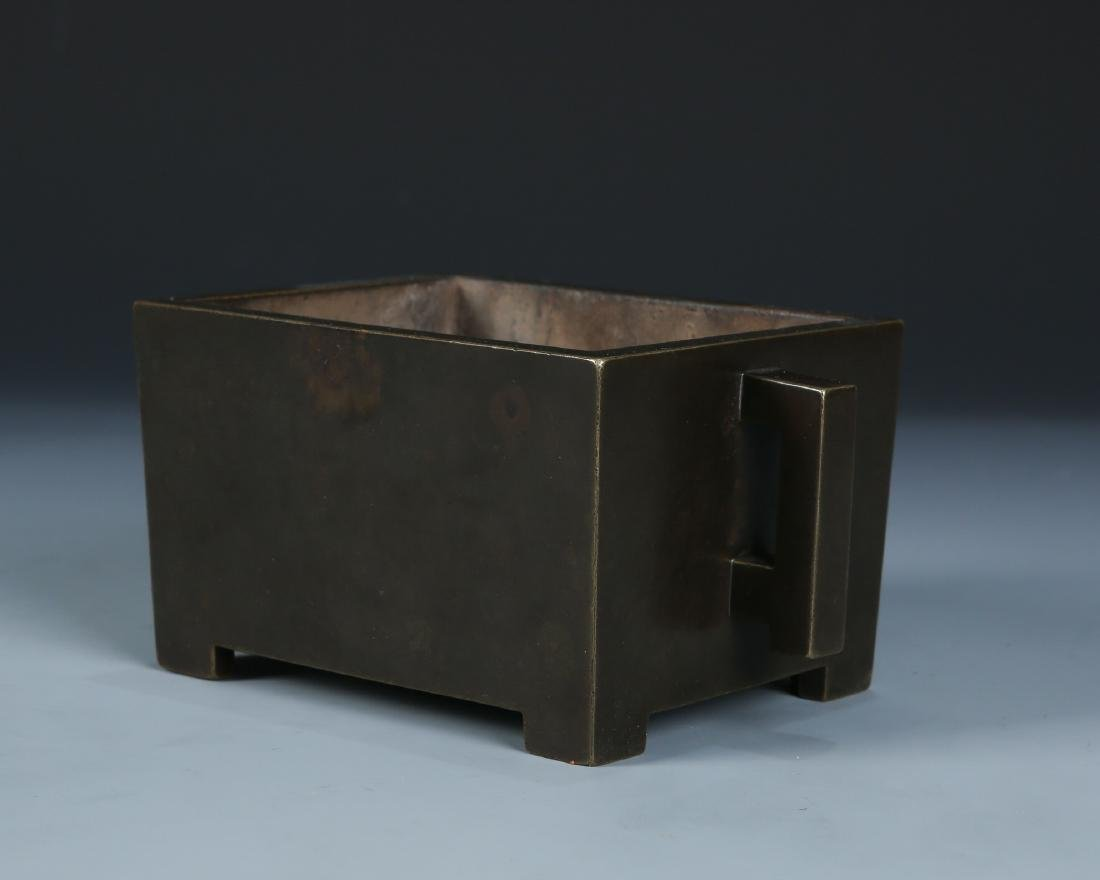 Bronze Censer with Mark - 2