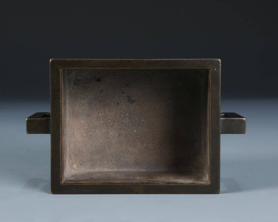 Bronze Censer with Mark - 5